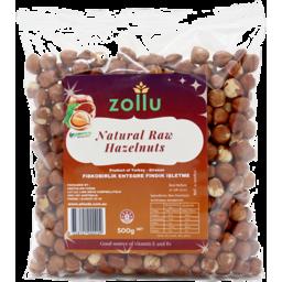 Photo of Zollu Raw Hazelnut 500g