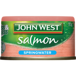 Photo of John West Salmon Springwater 95g 95g