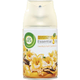 Photo of Air Wick Freshmatic Essential Oil Vanilla Refil 174gm
