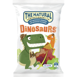 Photo of The Natural Confectionery Co Dinosaurs 260g 260g