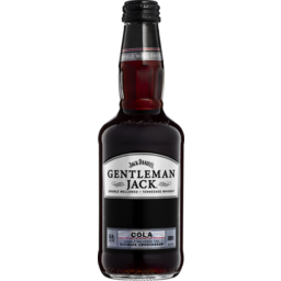 Photo of Jack Daniel Gentleman & Cola Bottles