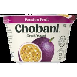 Photo of Chobani Passionfruit Greek Yogurt 170g