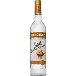 Photo of Stolichnaya Salted Karamel Premium Vodka