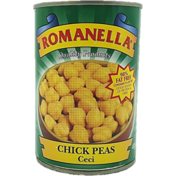 Photo of Romanella Chick Peas 400g