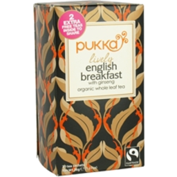 Photo of Pukka Eleg Eng Breakfast 20's