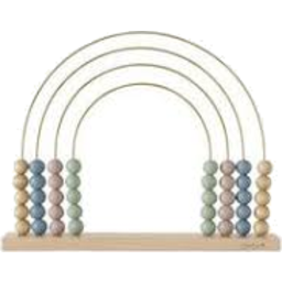 Photo of Tl Wooden Rainbow Abacus