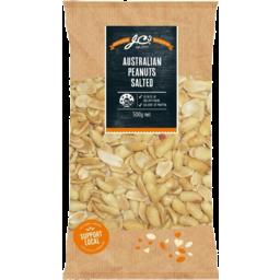 Photo of Jcs Peanuts Salted Aust 500g