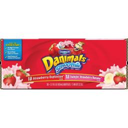 Photo of Danimals Smoothies