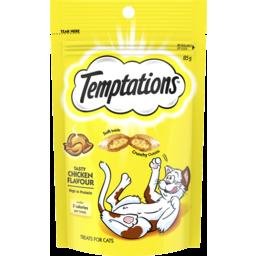 Photo of Temptations Cat Treats Tasty Chicken 85g Bag