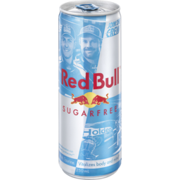 Photo of Red Bull Sugarfree 250ml Can