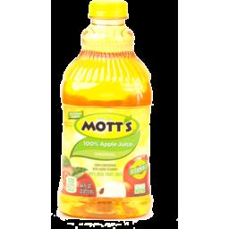 Photo of Mott's Original 100% Apple Juice - 64