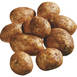Photo of Unwashed Potatoes