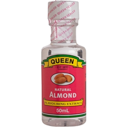 Photo of Queen Natural Almond Flavouring Extract 50ml
