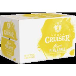 Photo of Vodka Cruiser Pure Pineapple Bottles