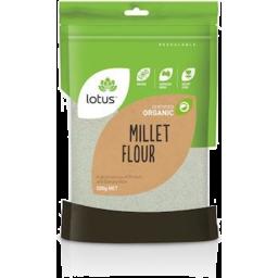 Photo of Lotus Flour - Millet