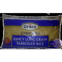 Photo of Grace Fancy Long Grain Parboiled Rice