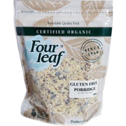 Photo of Four Leaf - Porridge - Wheat Free - 800g