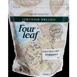 Photo of 4 Leaf Org Wheat Free Porridge 800g