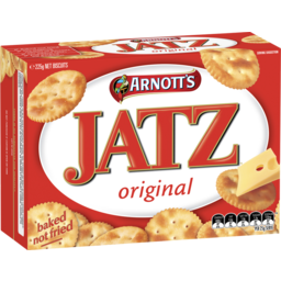 Photo of Arnotts Jatz Original 225g