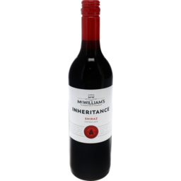 Photo of McWilliam's Inheritance Shiraz 750ml