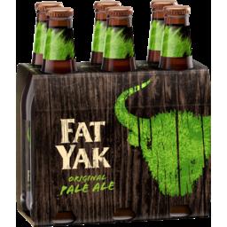 Photo of Fat Yak Pale Ale Stubbies
