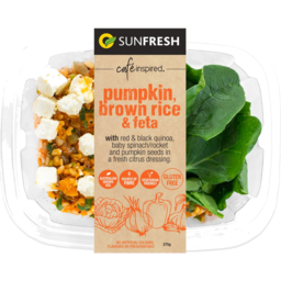 Photo of Sunfresh Pumpkin Rice & Feta 275gm