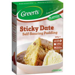 Photo of Greens Sticky Date Pudding Mix 260g