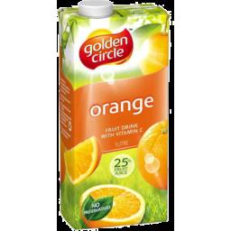 Photo of Golden Circle Fruit Drink Orange 1l