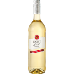 Photo of Light Live Chardonnay Alcohol Free 750ml