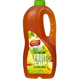 Photo of Golden Circle Fruit Cup Crush Cordial 2