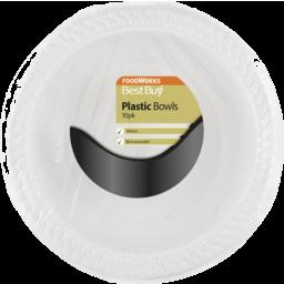 Photo of Best Buy Plastic Bowls 10pk