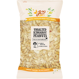 Photo of JC's Peanuts Unsalted 500g