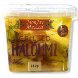 Photo of Monjay Mezza Grilled Haloumi 350g