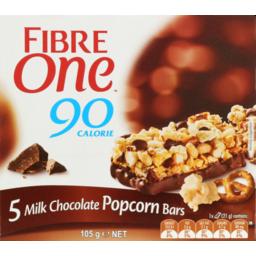 Photo of Fibre One Popcorn Choc Pretzel 105gm