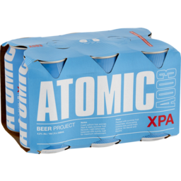 Photo of Atomic XPA Cans