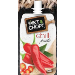 Photo of Pikt & Chopt Chilli Paste 75gm