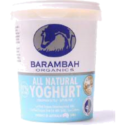 Photo of Barambah All Natural Organic Yoghurt 500g