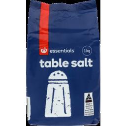 Photo of Essentials Salt Table 1kg