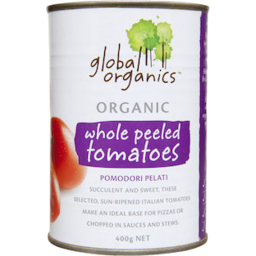 Photo of Org Wh/Peeled Toms 400g Go