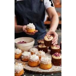 Photo of Luxe Bakery Cake (Mini) - Orange Flourless Cake (4 Pack)