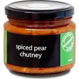 Photo of Bills Chutney Spiced Pear 340ml.