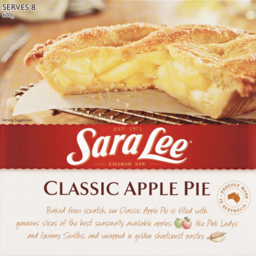 Photo of Sara Lee Regular Pie Apple 600g 600g