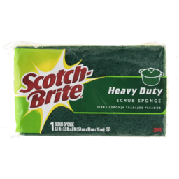 Photo of Scotchbrite Heavy.Duty Scrub