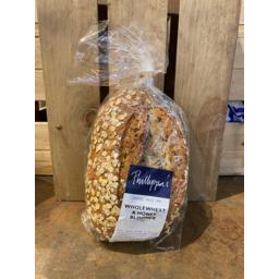 Photo of Phillippa's Wholewheat & Honey Bloomer 550g