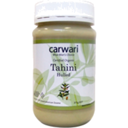 Photo of Carwari - Tahini Hulled - 375g