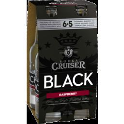 Photo of Vodka Cruiser Black Raspberry Stubbies