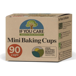 Photo of If You Care Baking Cups - Mini