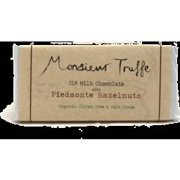 Photo of Monsieur Truffe 51% Milk Piedmont Hazelnuts Chocolate