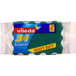 Photo of Vileda 3 In 1 Scourer