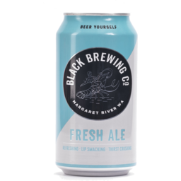 Photo of Black Brewing Fresh Ale Can